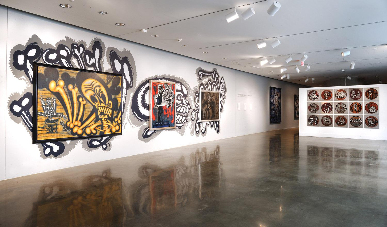 Green Machine: The Art of Carlos Luna; American University Museum, Washington, DC, 2017